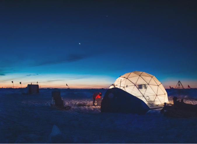Ice Camp At Night 531522145 4399×3299